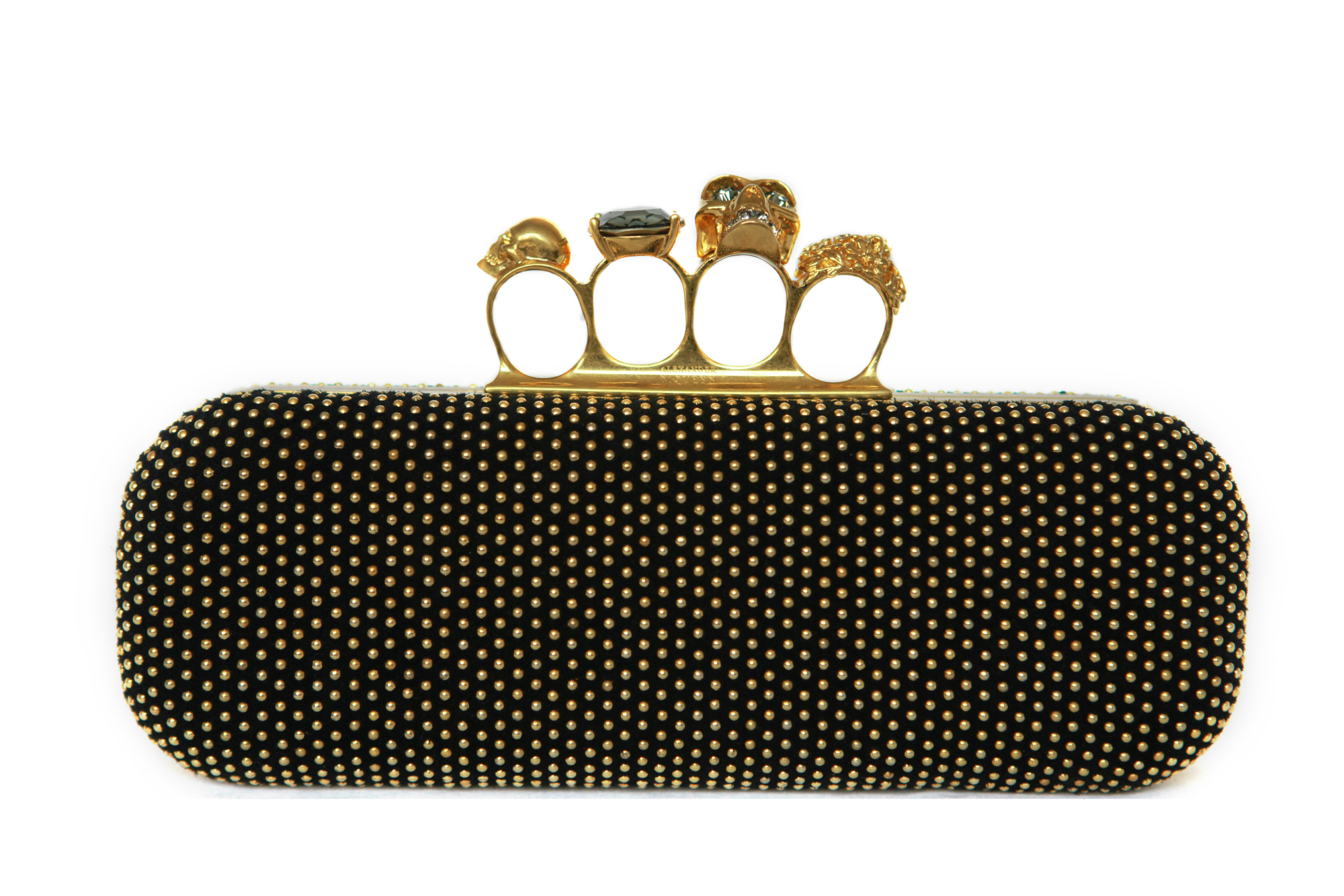 Hire an Alexander McQueen clutch bag from Elite Couture