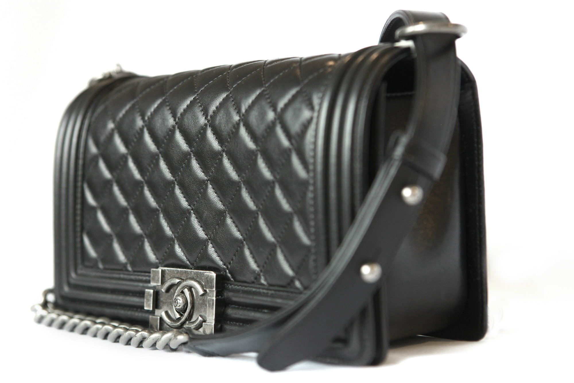 Hire A Chanel Boy Bag From Elite Couture