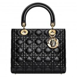 Lady Dior Handbag
