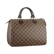Louis-Vuitton-Speedy-Damier-Canvas