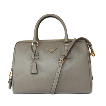 ec298521fe Hire a Prada Saffiano Lux Bauletto Bag from Elite Couture