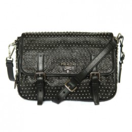 PRADA STUDDED BAG_S