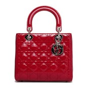 lady dior-red